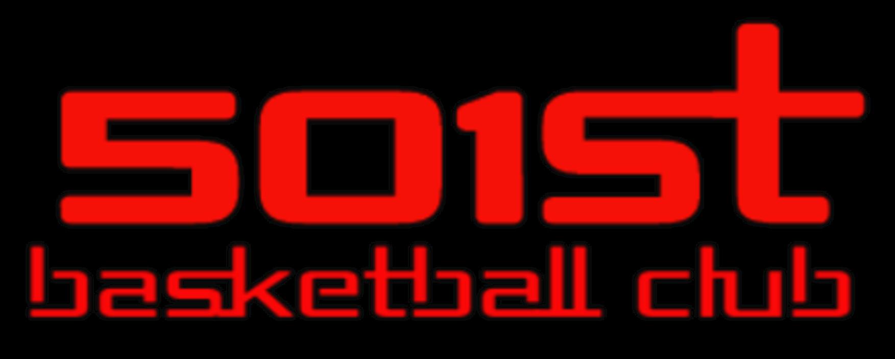 501st Basketball club Blog